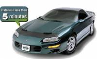 Exterior Accessories - Front End Covers - Hood Protectors