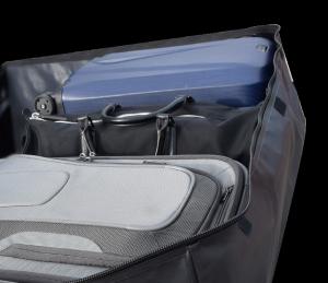 Covercraft - CoverCraft Wolf Roof Top Cargo Carrier - Car Top Bag RCC100BK - Image 3